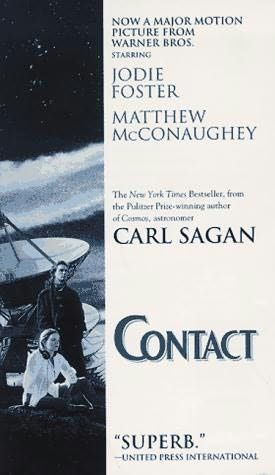 contact - carl sagan