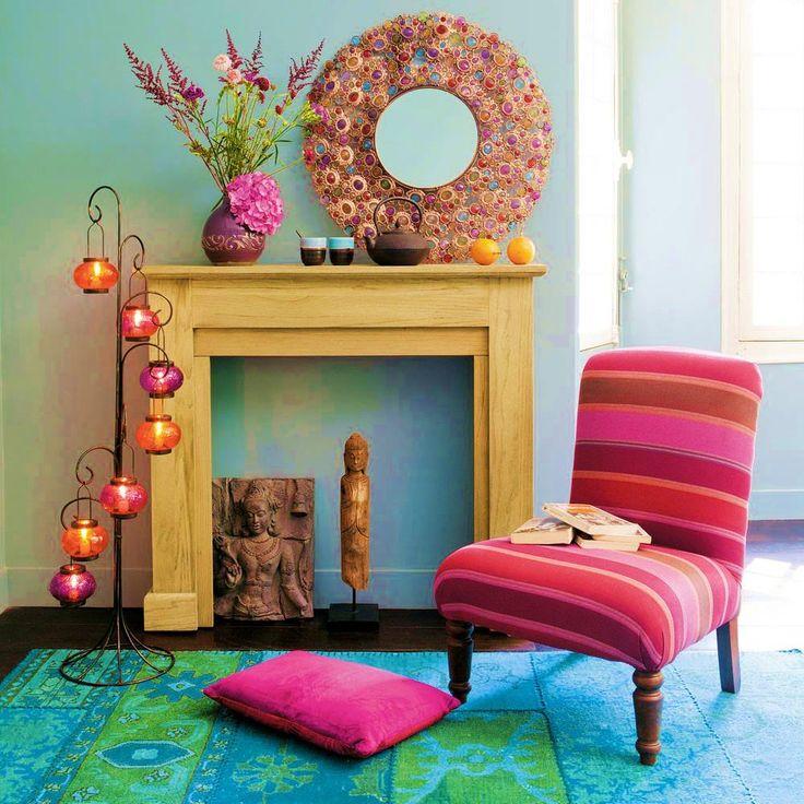 17 melhores imagens sobre cantinhos zen espa os para for Room decoration ideas in diwali