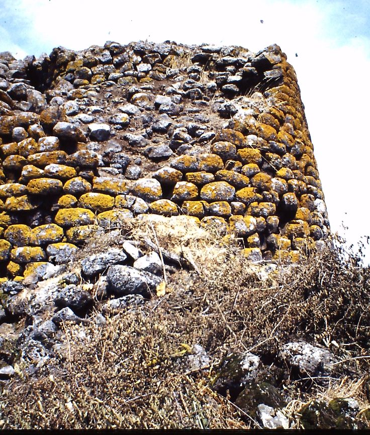 Sardinian Monument of Cult