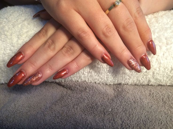 Herfst nagels