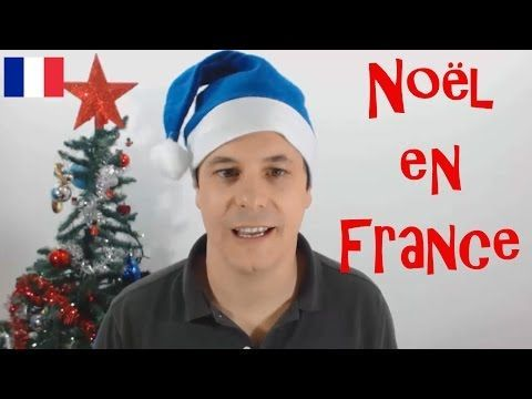 Français facile : Noël en France ! Podcast français facile