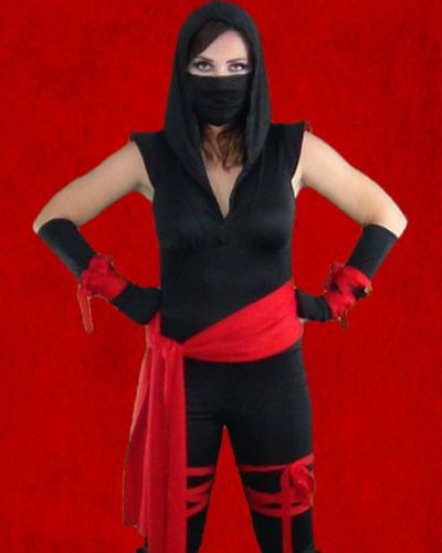 Best 25+ Female Ninja Costume Ideas On Pinterest | Female Ninja Ninja Outfit And Ninja Clothing