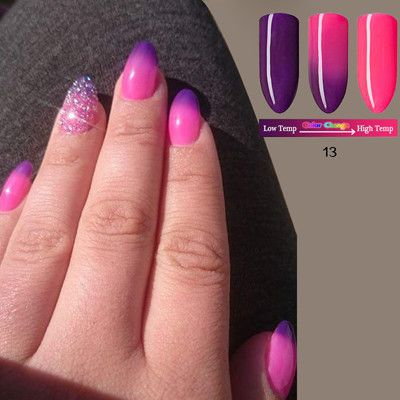 Temperature Changing Colors! - UV Gel Polish. 7.5 ml