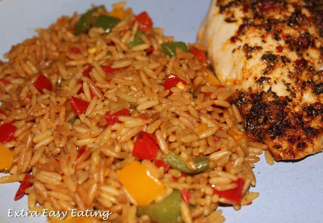 Slimming World Extra Easy Eating: Spicy Rice