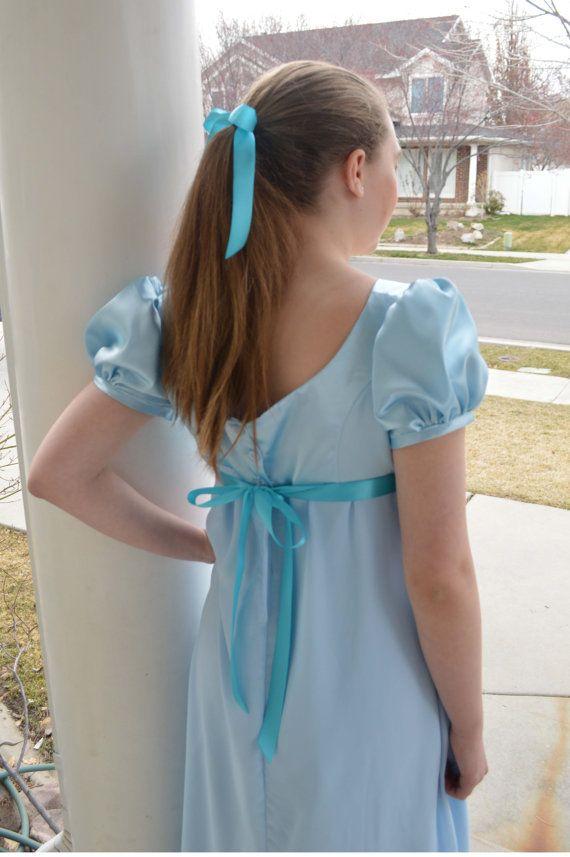 Wendy Darling Costume Adult Women's Peter Pan by BITSnSCRAPS