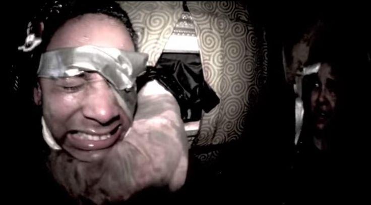 3 skumle spøkelseshus som får voksne menn til å gråte!
