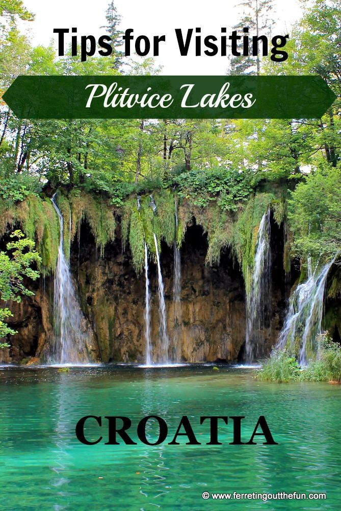 I recently spent five hours hiking through the extraordinarily beautiful Plitvice Lakes National Park in Croatia. Here are my tips for visiting, along with tons of photos!