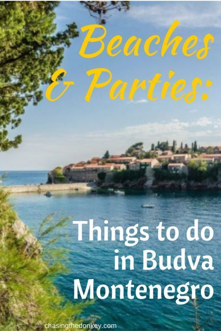 Balkans Travel Blog: Budva, set in the middle of the coast of the shimmering Adriatic Sea in Montenegro, it's the center of tourism in this small Balkan country. Filled with hotels, restaurants, bars and clubs, and shops, Budva is Montenegro's most popula