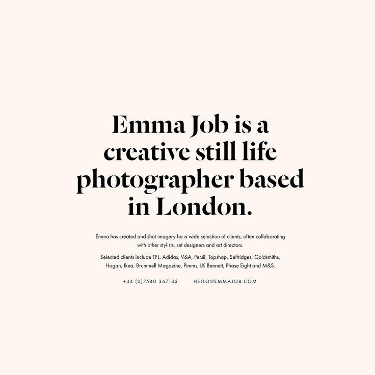 Fonts Used: Dala Floda, Futura #Typewolf Typography Inspiration
