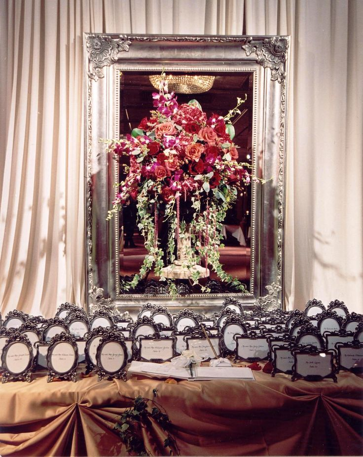 17 Best Images About Place Card Table On Pinterest Hydrangeas Wedding Table Decorations And