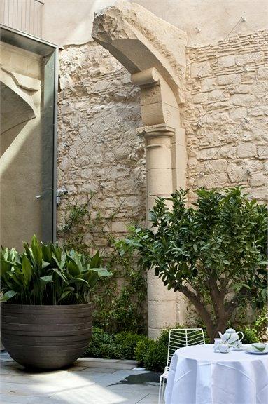 Mercer Hotel Barcelona - Barcelona, Spain - 2012 Rafael Moneo #hotel #spain #barcelona #architecture