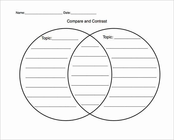 Venn Diagram Template Word Unique 10 Free Venn Diagram