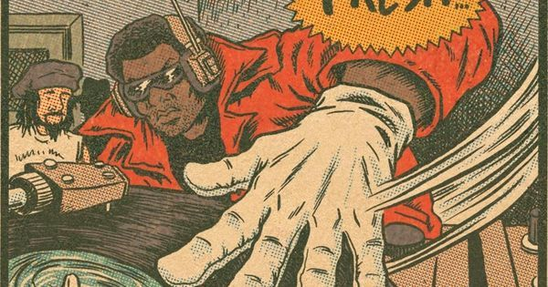 The Creator of 'Hip Hop Family Tree' Talks Rap History and Comics | VICE #music