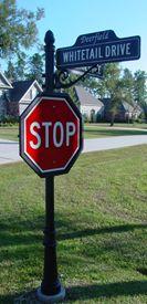 12 best Decorative Traffic Sign Poles images on Pinterest