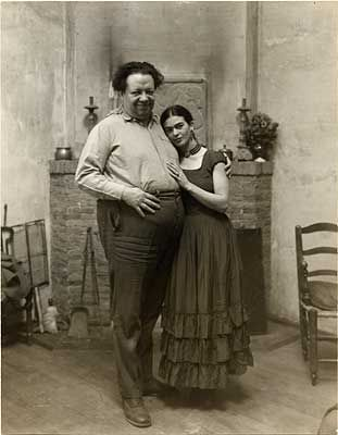 Frida and Diego | pairs of chairs