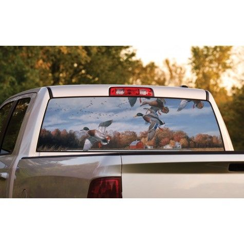 Best Mossy Oak Graphics Images On Pinterest Mossy Oak - Rear window hunting decals for trucksduck hunting rear window graphics best wind wallpaper hd