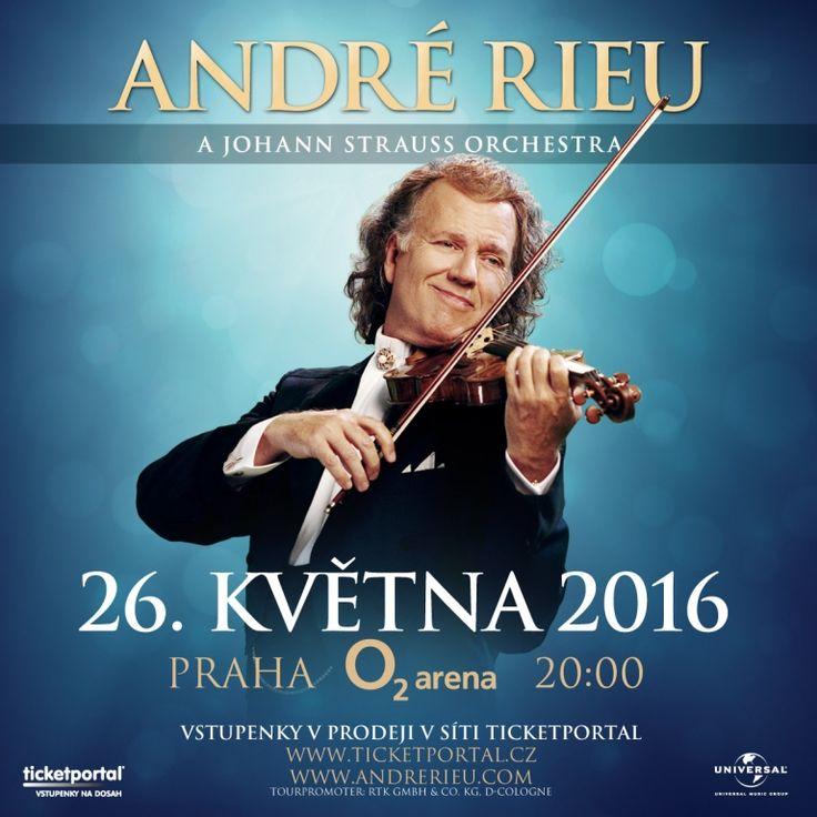 ANDRÉ RIEU & ORCHESTRA  Tour 2016
