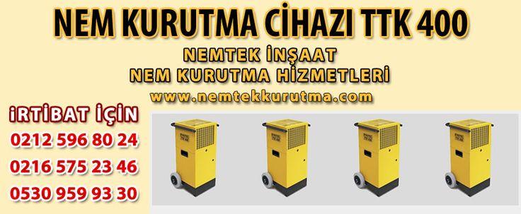 Nem Kurutma Cihazı TTK 400   NEMTEK NEM ALMA 0530 959 93 30 http://www.nemtekkurutma.com/pagedetails/55/nem-kurutma-cihazi-ttk-400/
