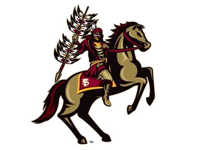 Best 25 florida state logo ideas on pinterest florida state florida state seminoles logo florida state seminoles plant the spear voltagebd Choice Image