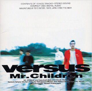 Versus Mr.Children