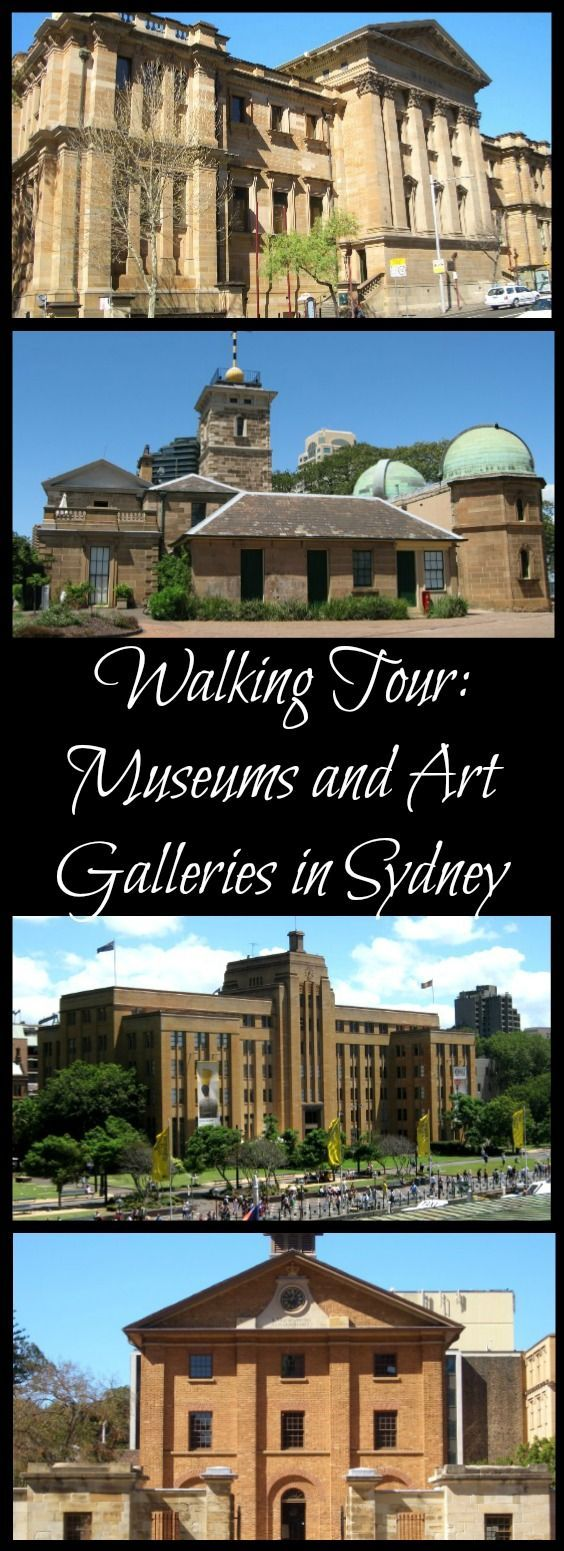 Sydney has a wide range of museums to satisfy every possible interest. Many of these museums offer wonderful temporary exhibits in addition to their exceptional permanent collections. Most of the museums reveal the history of the Australian continent, which is inseparable from the maritime aspects. Taking this walking tour, you will become familiar with Sydney's most famous museums.