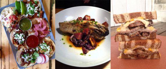 Best Edmonton Restaurants. Many of my favourite and many still to try. #yeg #yummy