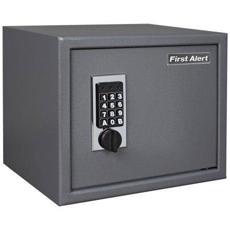 Honeywell 1.00 Cubic Foot Digital Anti-Theft Safe