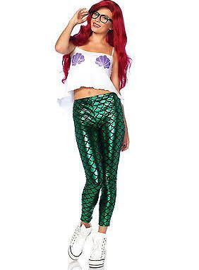 little mermaid costume adult