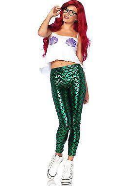little mermaid costume adult