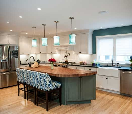 Kitchen Remodel Completed By Linda M. Petock Of Integrity