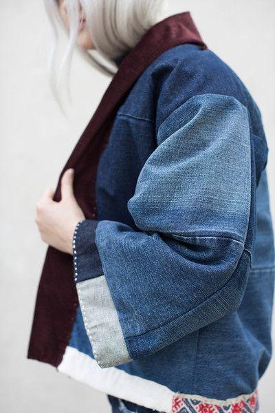 CMC Denim Quilted Jacket