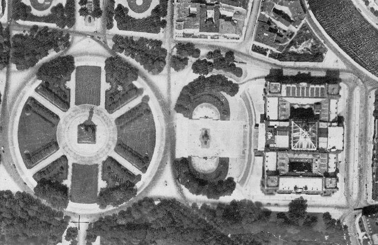 Die Siegessäule am Reichstag, Marzahn als Dorf, das RAW ohne Clubs: Zehn Luftbilder zeigen, wie Berlin in den 20er-Jahren aussah. Ein Fotovergleich mit den neuesten Aufnahmen der Stadt.