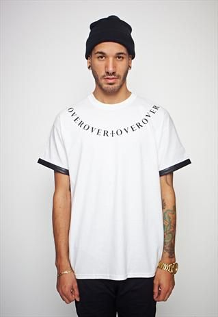 OVER & OVER T-SHIRT