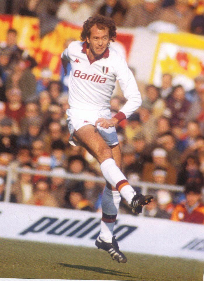 Italian Brazilians ~ Italian Football ~ Paulo Roberto Falcão.  Falcão was born in Abelardo Luz, in the state of Santa Catarina of Southern Brazil. His mother Azize has Italian origins, from Calabria.