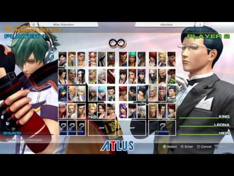 Evo 2016 The King of Fighters XIV Tournament