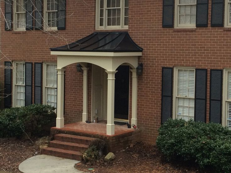 17 best images about portico design house trim on for Portico porch designs