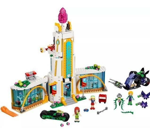 New /& Sealed LEGO 41232 SUPER HERO HIGH SCHOOL SuperHero Girls