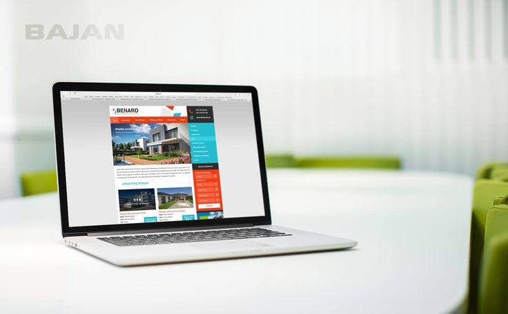 Realitná kancelária Benard zahájila s nami spoluprácu a spoločnými silami sme navrhli nový štýl webu s prehľadným designom a ľahkým ovládaním, ktoré zvládne skutočne každý :) Aj vy si môžete veľmi rýchlo vyhľadať svoju vysnívanú nehnuteľnosť. Viac na www.benard.sk