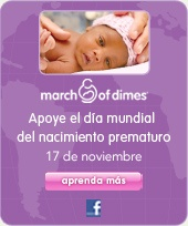 Best Health Advocate reaching Latino(a)s through Social Media  March of Dimes @Marchofdimes