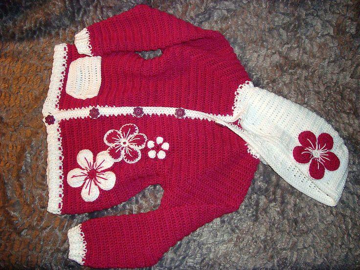 Detské oblečenie - Cyklámenový svetríček - 5094834_