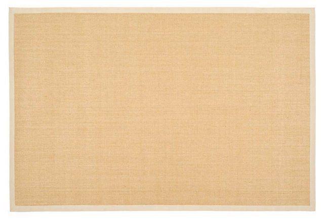 Lily Sisal Rug, Wheat 6x9 279