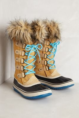 Sorel Joan of Arctic Boot | Winter Boots | Anthropologie Sorel Boots , Love these! If i get boots like this i MUST put in funky coloured laces!!!