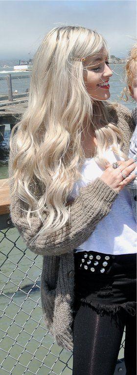 ♡ the hair...