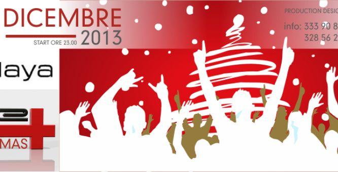 """Be4 Christmas Party. Natale è festa di gioia e pace,ogni rancore si spegne o tace; tutto si scorda, tutto sì oblia, deve esser giorno sol d'allegria.........Dunque scordatevi, o miei diletti, le mie mancanze e i miei difetti............ L'ultima notte BE4 del 2013 che torna per la terza volta nello splendido Njlaya Club, che verrà completamente """"rivoluzionato"""" per questo speciale evento. Location: Njlaya Club  Via Chico Mendes."""