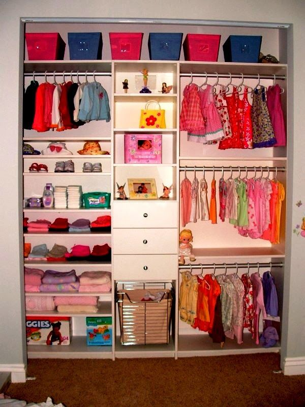 Closets para dormitorios juveniles walk in closets para for Closet para habitaciones