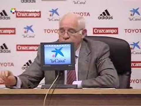 Luis Aragonés deja a Raúl fuera de la Eurocopa El delantero del Zaragoza Sergio García y el centrocampista del Villarreal Santiago Cazorla, que entran por primera vez en una convocatoria, son las grandes novedades en la lista del seleccionador español, Luis Aragonés, para la Eurocopa de Austria-Suiza.Y Raúl se quedó fuera con 18 goles en la Liga española.