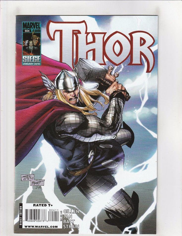 Thor (1966) #604 NM- 9.2 Marvel Comics Dr. Doom app.