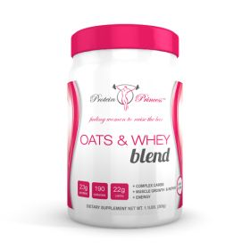 Perfect breakfast meal replacement Complex carbs for post-workout refuel Contributes to lean muscle growth and maintenance 23g protein per serving 22g carbs per serving No fillers, additives or sweeteners