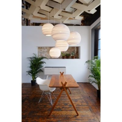 Graypants - Moon Classic Pendant Lamp 26 cm | White
