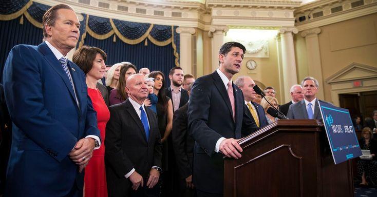 #MONSTASQUADD Op-Ed Columnist: Donald Trump, Paul Ryan and the Con Man Caucus